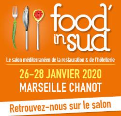 Comptoir des Salaisons au Salon Food In Sud à Marseille du 26 au 28 janvier 2020 fait déguster sa sp