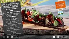 Vidéos, Hot Daube, plats cuisines provencaux, mijotes, chef marseillais, CHristian Ernst, Provence, Charcuterie, Comptoir des Salaisons, recette, dressage