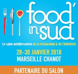 Comptoir des Salaisons au Salon Food In Sud à Marseille du 28 au 30 janvier 2018 présente sa gamme d