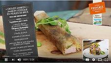 vidéos bagels alouettes provencales, recette, Christian Ernst, artisan, gastronomie provencale, provence charcuterie, comptoir des salaisons, provence, idée recette