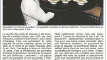 On parle de nous dans La Provence avec nos fameux Pied et Paquets Marseillais !
