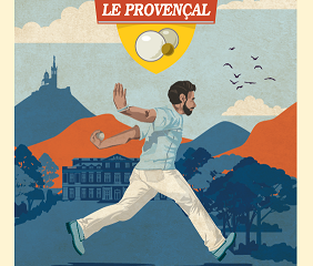 PARTENARIAT AVEC LE CONCOURS LE PROVENCAL du 21 au 25 juillet 2019 AU PARC BORELY à Marseille :  NOS