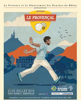 Concour LE Provencal  2019