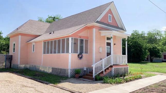 The Peach House, Waco TX