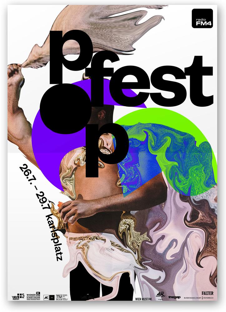 Popfest Vienna Poster Proposal
