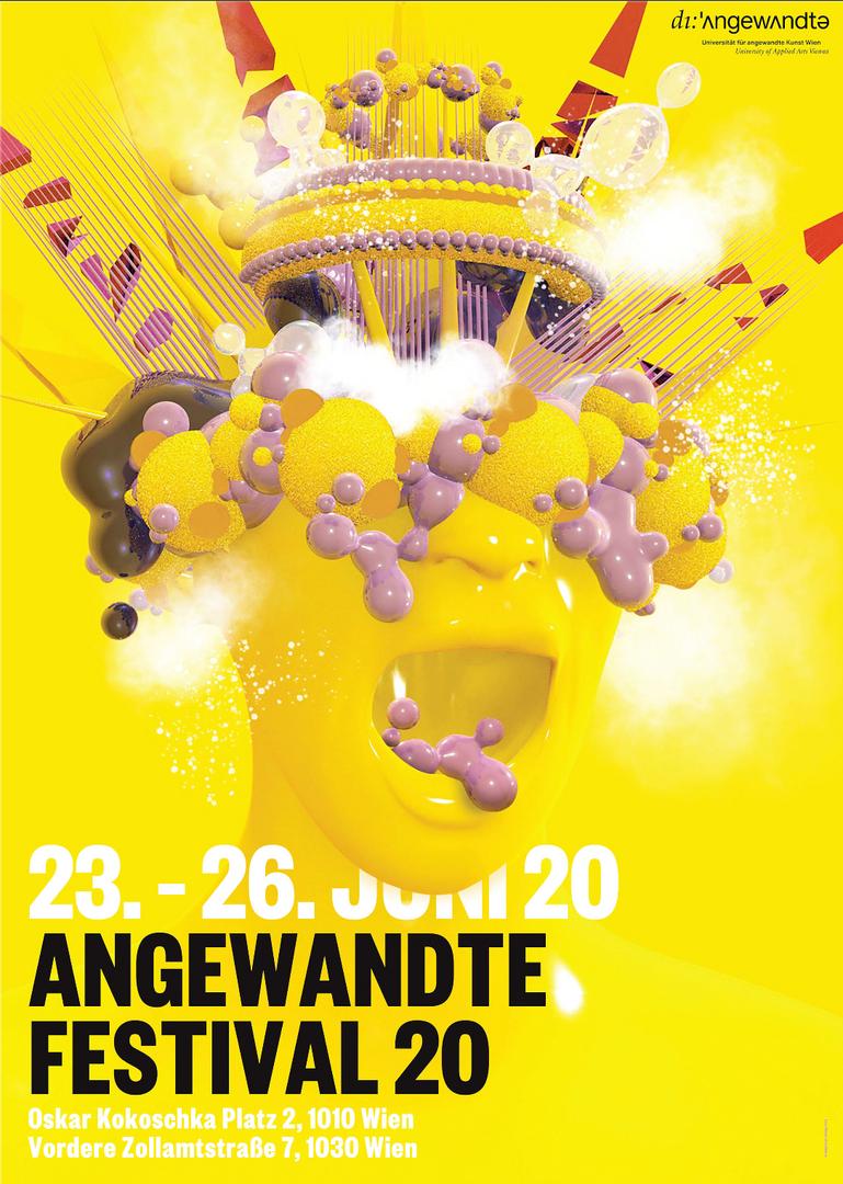 Angewandte Festival 20 Sujet Proposal