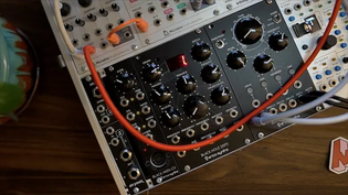 Erica Synths Black Stereo Delay