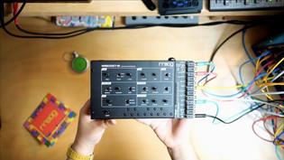 Moog Werkstatt-01 DIY Build