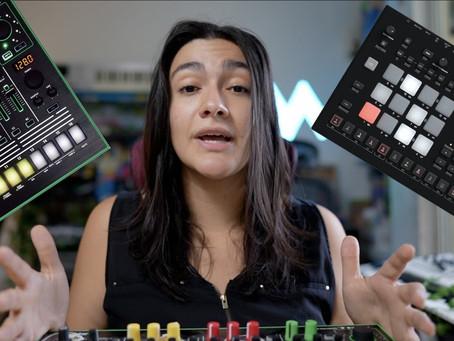 Drum Machine vs. Drum Computer