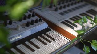 Synthesizer vs. MIDI Controller