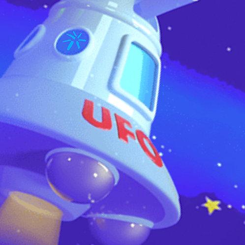 UFO Sound FX