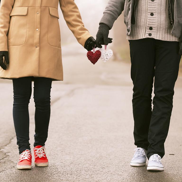 Los Altos Valentine's Day Stroll