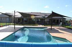 Pool Exterior Colours Tiling