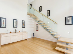 Gerringong Project Timber Stair Case