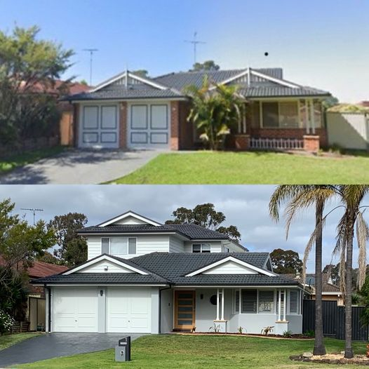Glenmore Park Before&After