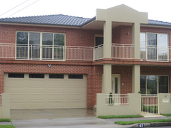 Two Storey Brick & Tile Home