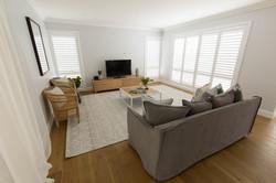 Hampton Design Living Room