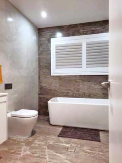 Cadden Hill Project Main Bathroom