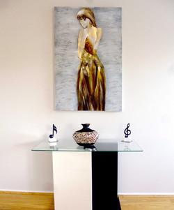 Artwork & Furniture Selection