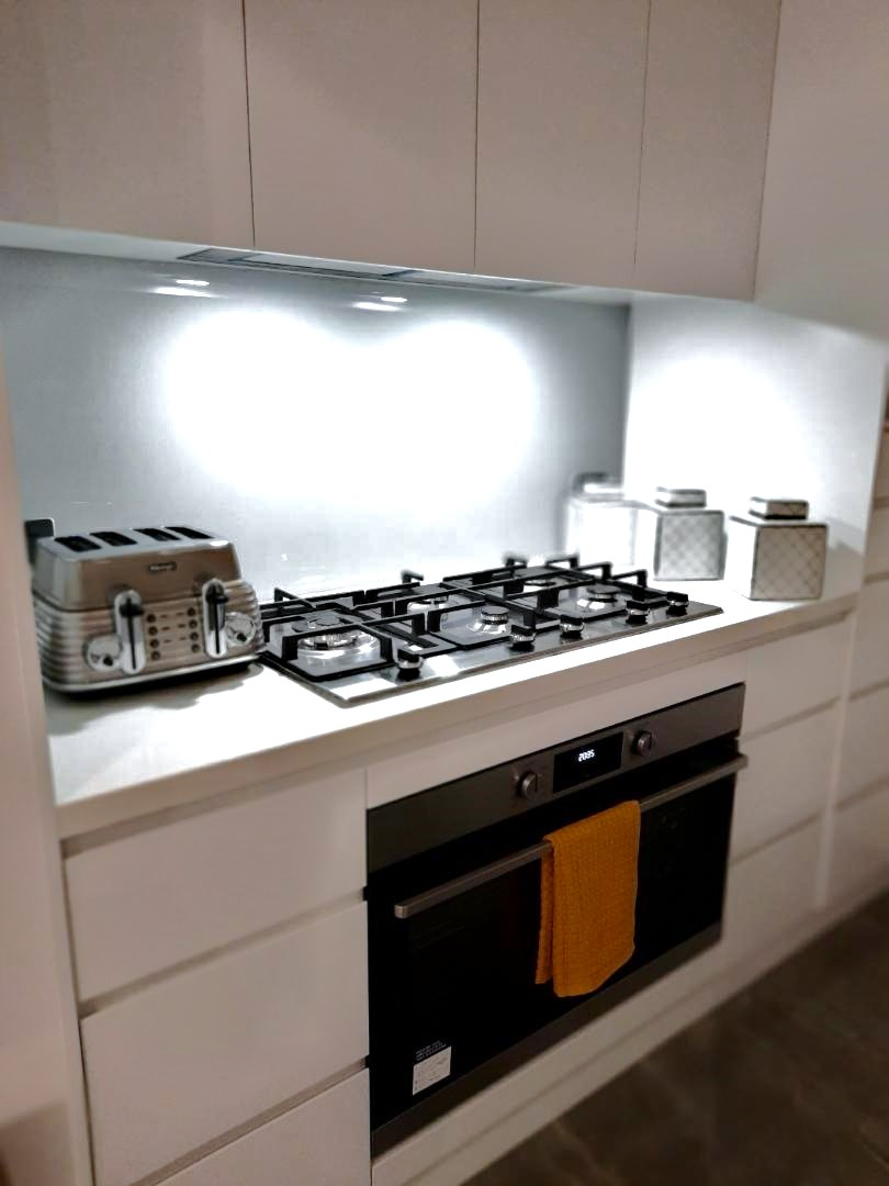 Cadden Hill Glass Splashback