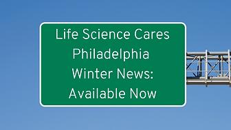 Life Science Cares Philadelphia Newslett