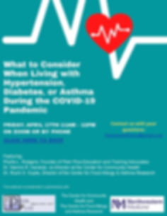 April 17th_Living with Hypertension, Dia