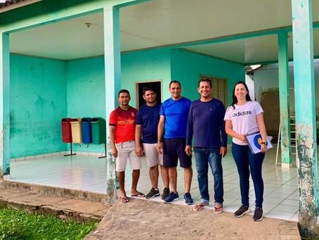 Prefeitura Municipal de Marechal Thaumaturgo anuncia reforma e Ampliação da Escola Zilda Vasconcelos