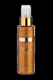 Hidratantno ulje za telo i lice -Aurum- 110g