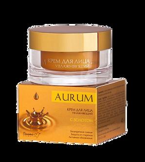 Obnavljajuća krema za lice -Aurum- 45g