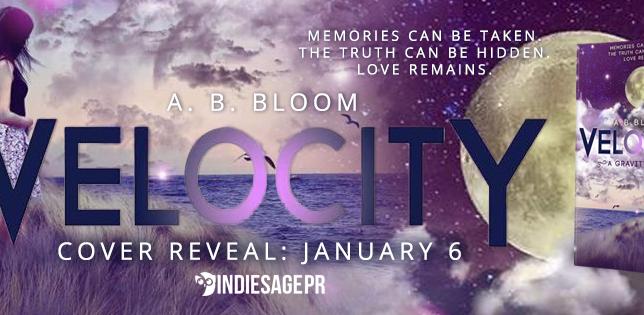 Velocity Cover Reveal + Giveaway!