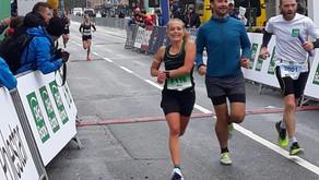 Deutsche Meisterschaften Halbmarathon in Hamburg