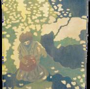 Incanto, pigmenti su tela, cm 105x160, 2