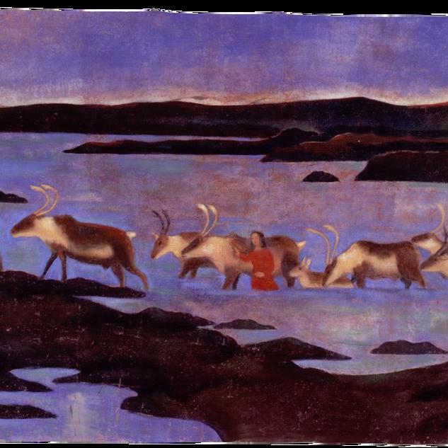 _, pigmenti su tela, 140 x 160 cm, 2008.
