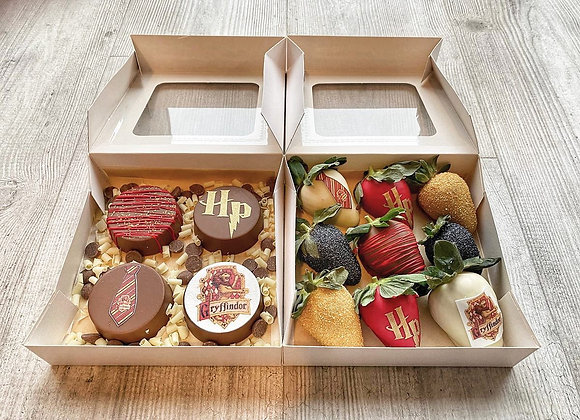 Harry Potter Strawberries & Oreo's