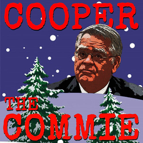 Cooper The Commie - Radio Edit