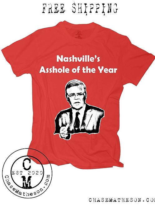 Cooper Asshole Shirt