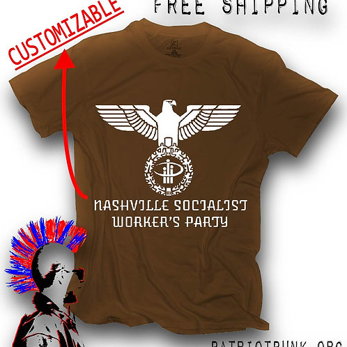 Brown Shirts 4 Your Mayor