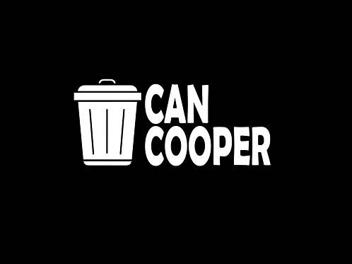 Can Cooper Decal