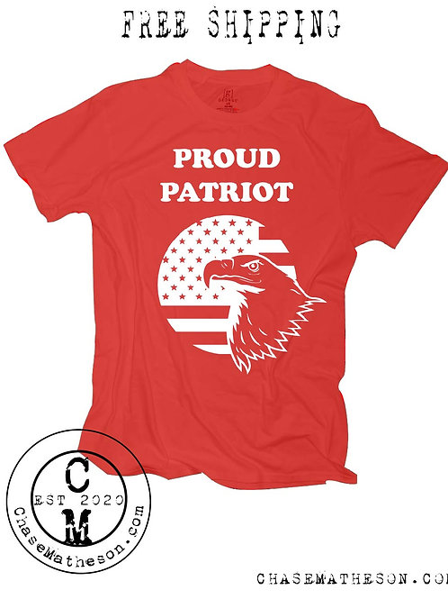 Proud Patriot T-Shirt