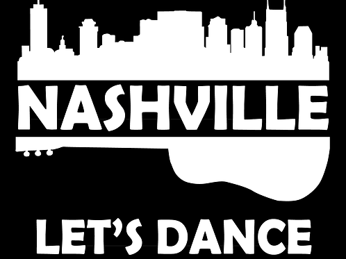 Lets Dance Decal
