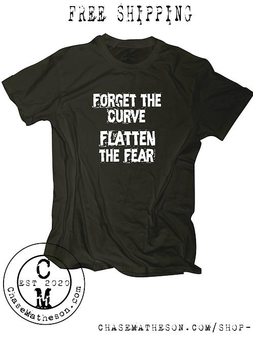Flatten the Fear T-Shirt