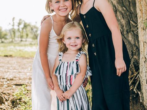 Hoops Girls / Family / Firestone, CO