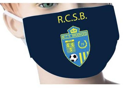 Les masques RCSB arrivent vendredi!