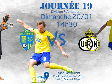 RCS Brainois - UR Namur FLV