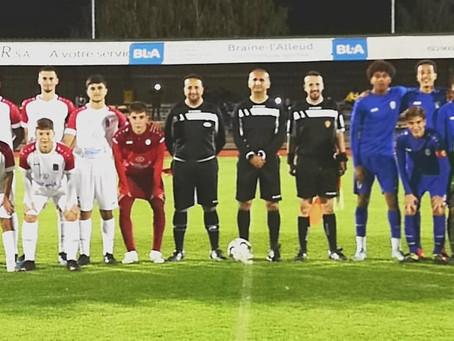 Rcs Brainois U19  0 - 1 Luxembourg U18