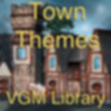 Royalty Free Audio, Game Music, Town Themes