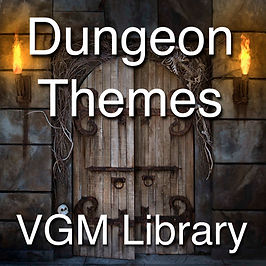 Royalty Free Audio, Game Music, Dungeon