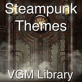 Royalty Free Audio, Game Music, Steampunk