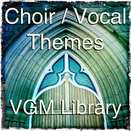 Royalty Free Audio, Game Music, Choir, Vocal