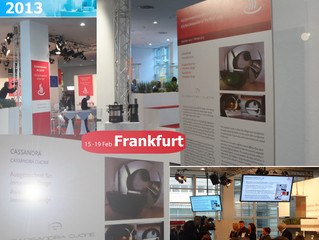 Meet us in FRANKFURT 2013